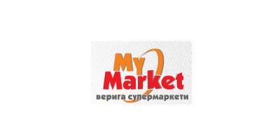 Logo My Market – каталози, брошури, промоции и промо оферти