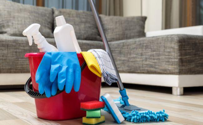 Чистене на дом в София